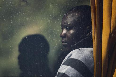 Migrants in Israeli detention