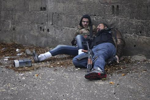 Syria images win World Press award