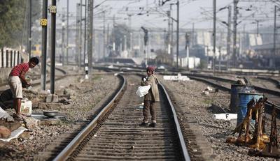 Life on tracks