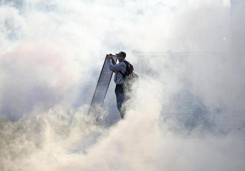 Unrest spreads in Venezuela