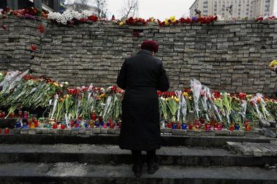 Flowers in Kiev