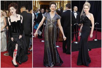 Memorable Oscar fashion