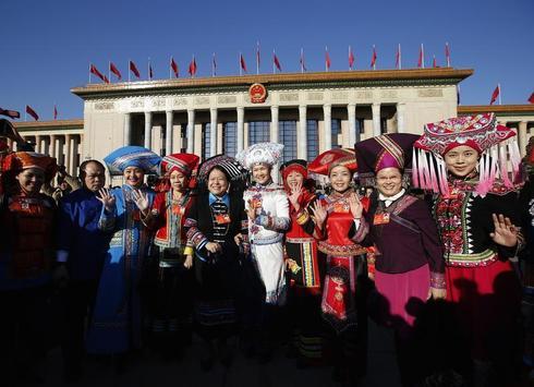 China's congress meets