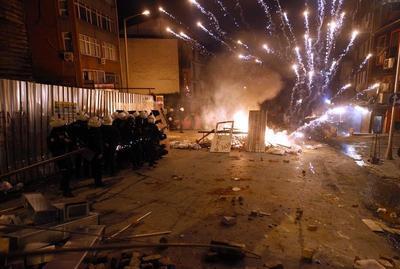 Unrest in Turkey