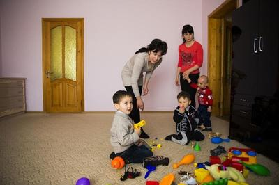 Crimea's Tatars in the minority
