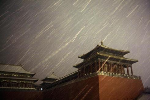 Forbidden in the Forbidden City