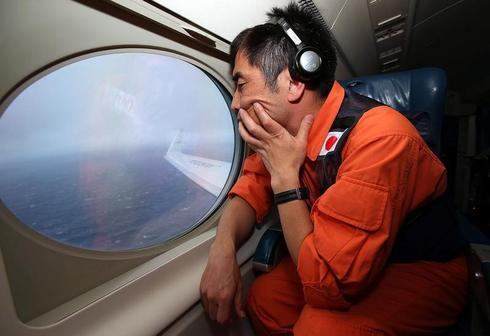 The search for Flight 370