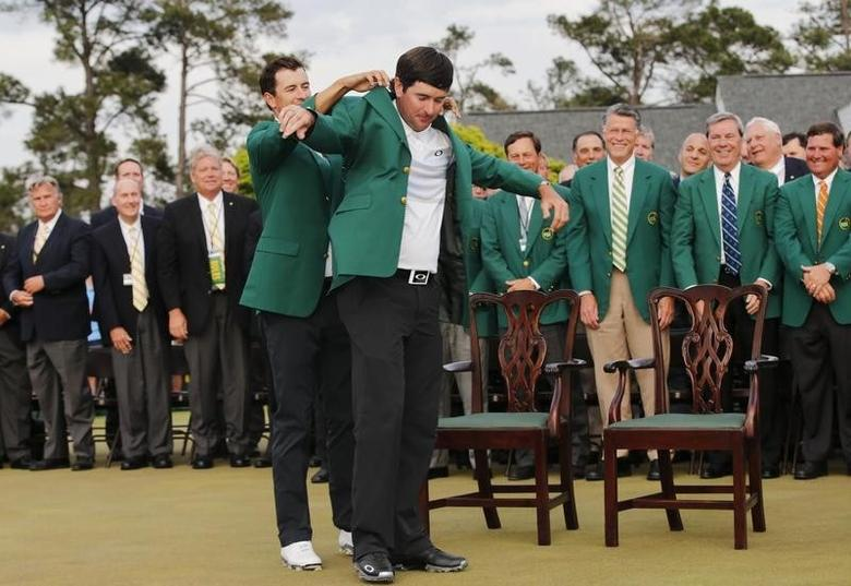 Small-town guy named Bubba' once again rules the Masters | Reuters