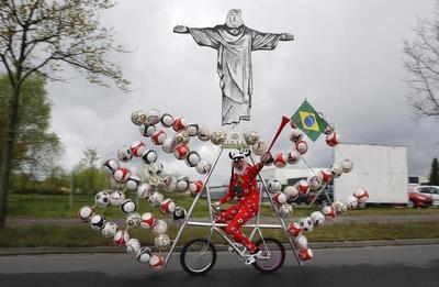 El Diablo's bicycles