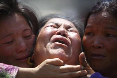Sherpa tragedy on Everest