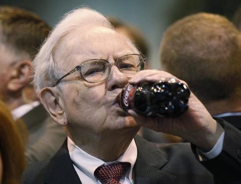 Warren Buffett lovefest
