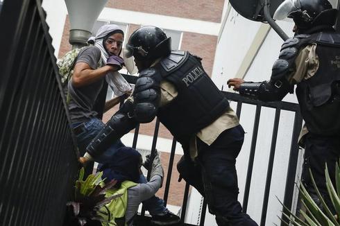 Venezuela protests erupt again
