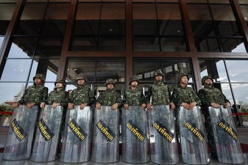 Martial law in Thailand