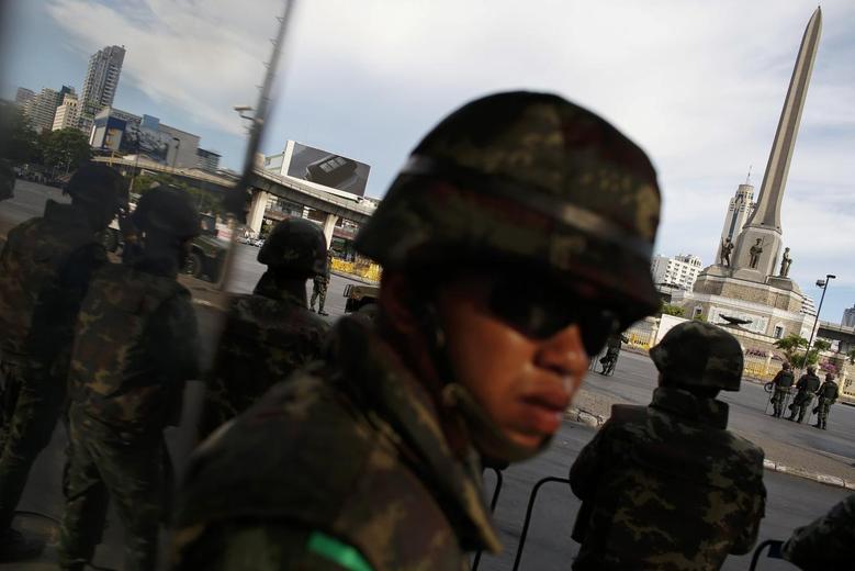 Stumbling Thai economy lends urgency to junta's...