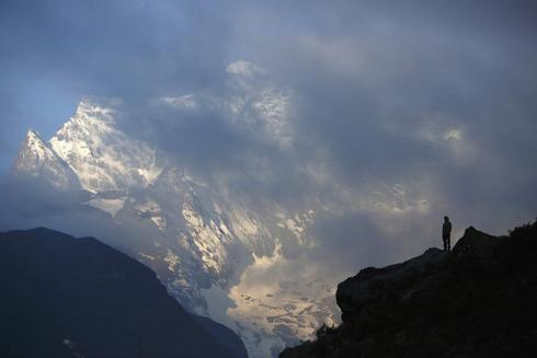 Ascent to Everest