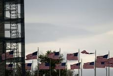 Le moral des dirigeants de petites et moyennes entreprises américaines a atteint en mai son plus haut niveau depuis plus de six ans et demi, un nouveau signe suggérant une accélération de la croissance de la première économie mondiale. /Photo d'archives/REUTERS/Gary Cameron