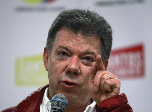 Colombia government in preliminary peace talks with ELN rebels