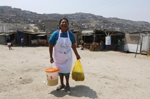 Living the Peruvian dream