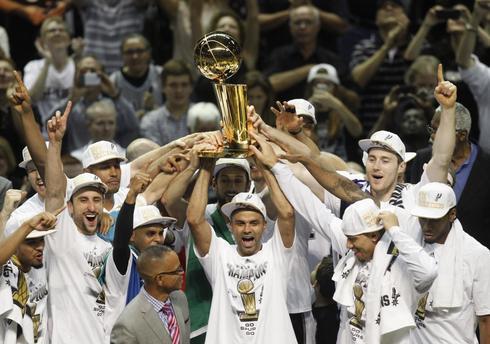 Spurs beat Miami
