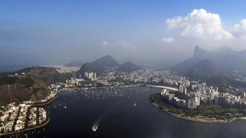 Rio fog strands World Cup fans at Brazil airports on game day