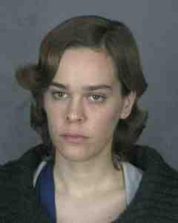 Lacey Spears, 28, is seen in an undated photo from the Westchester County District Attorney's Office in Westchester, New York.  REUTERS/Westchester County District Attorney's Office/Handout via Reuters