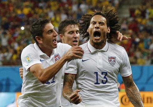 USA 2 - Portugal 2