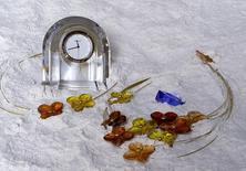 Baccarat, le spécialiste français du cristal, s'attend à une poursuite de la baisse de ses ventes en 2014 du fait de la détérioration des conditions de marché en Europe qui s'avère pire que celle de 2013, selon Daniela Riccardi, la directrice générale du groupe. /Photo d'archives/REUTERS