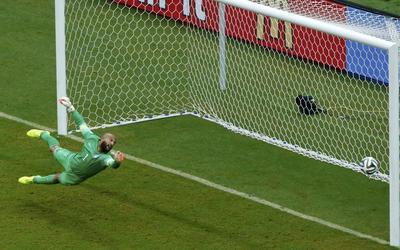 USA 0 - Germany 1