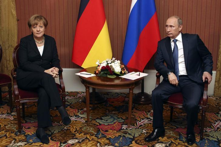 Berlin talks bring Russia and Ukraine closer to...