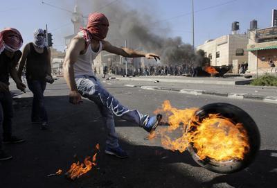 Tension in Jerusalem