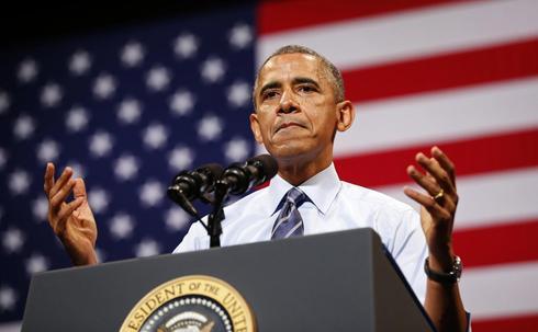 Obama tells Israel U.S. ready to help end hostilities