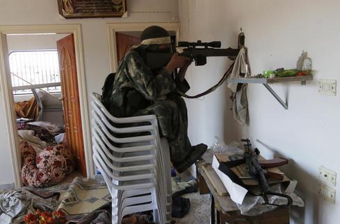 War deepens in Syria
