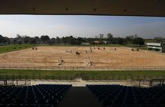 Complexo Esportivo de Deodoro, que será reformado para os Jogos Olímpicos. 03/07/2014 REUTERS/Ricardo Moraes