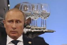 Presidente russo, Vladimir Putin, em foto de arquivo. 15/07/2014 REUTERS/Nacho Doce