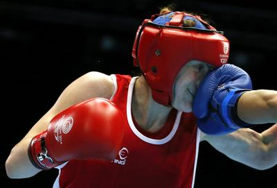 India at Glasgow Commonwealth Games