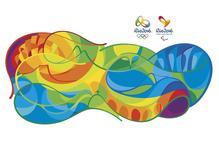 """Imagem de divulgação do """"look"""" dos Jogos Olímpicos Rio 2016. REUTERS/Rio 2016/Divulgação via Reuters"""