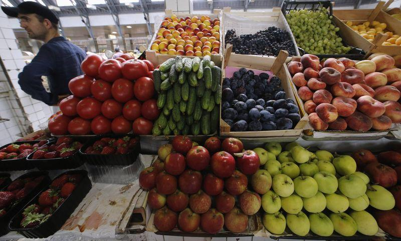 Moscow bans Western food imports