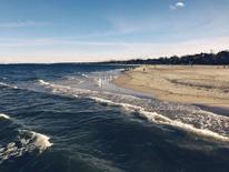 A general view of a beach in Sopot March 17, 2014.  Picture taken March 17, 2014. REUTERS/Roberta Cucchiaro