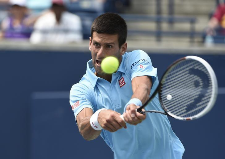Djokovic falls while Federer pulls great escape