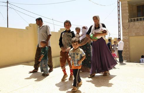 Plight of Iraq's Yazidis
