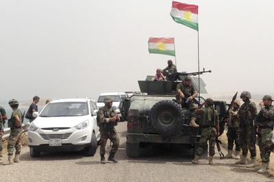 Battle for Mosul Dam