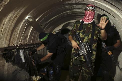 Inside Hamas tunnels