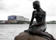 Le produit intérieur brut (PIB) du Danemark a enregistré une contraction inattendue au deuxième trimestre, reflétant la vulnérabilité d'une économie axée sur les exportations au ralentissement qui touche une grande partie des pays européens. /Photo d'archives/REUTERS/Tobias Schwarz