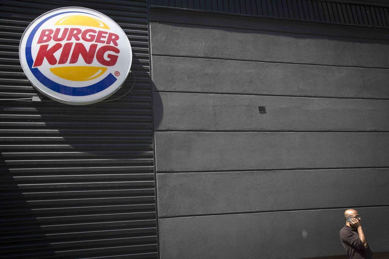 burger king background information