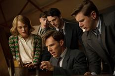 Benedict Cumberbatch in The Imitation Game. REUTERS/TIFF