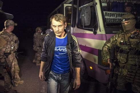 Prisoner-of-war swap in Ukraine