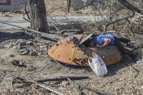 Ukraine's strained ceasefire