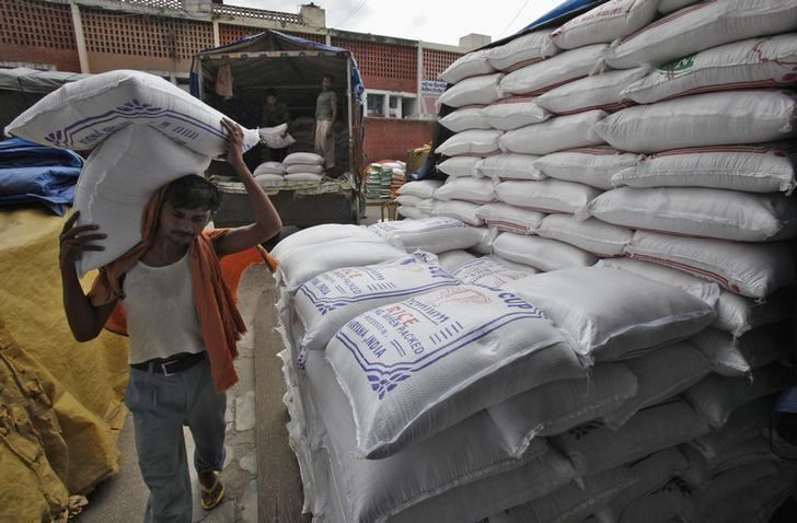 India's rice output, exports to climb on revival of monsoon