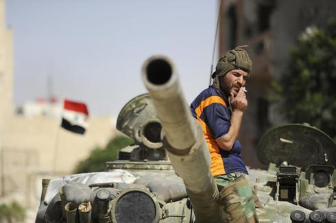Fighting for Assad