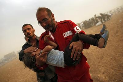 Fleeing the Islamic State